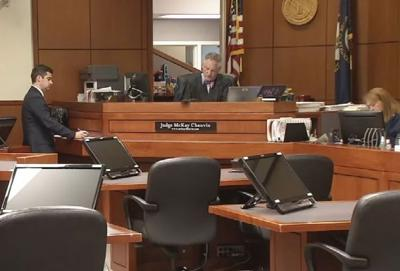 Louisville judge orders public defender into custody until he can 'quiet down'
