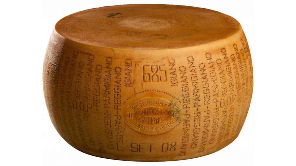 Costco cheese wheel