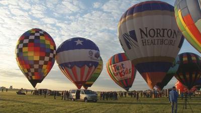 KDF Great Balloon race