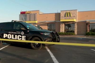 Oklahoma McDonalds Shooting