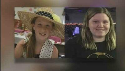 Indiana State Police help search home in connection with two murdered girls