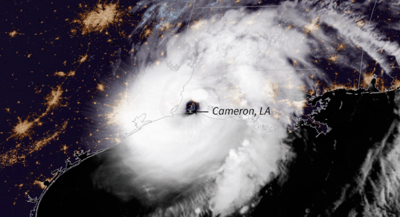 FLOODING & BLACKOUTS: Check Out The Damage In Louisiana From Hurricane Laura...