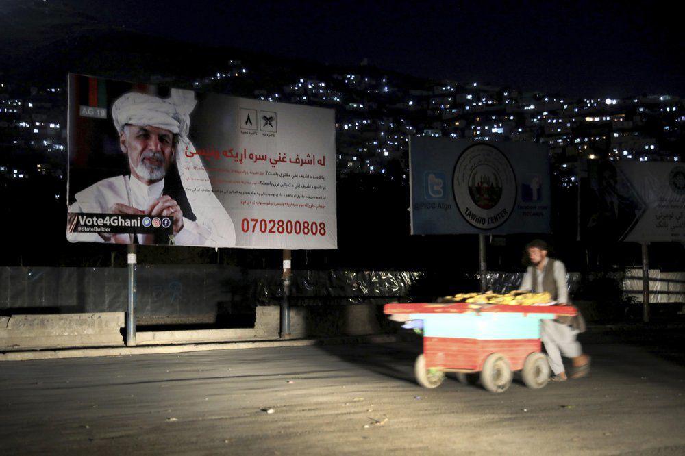 Trump's US-Taliban move pushes Afghans toward fragile vote