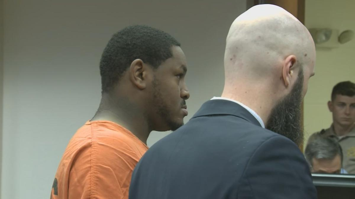 Anthony Trice in Court - 5-6-19