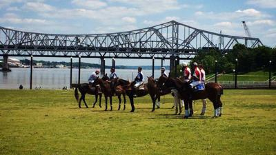 Kentucky Bourbon Affair wraps up with polo on the Waterfront