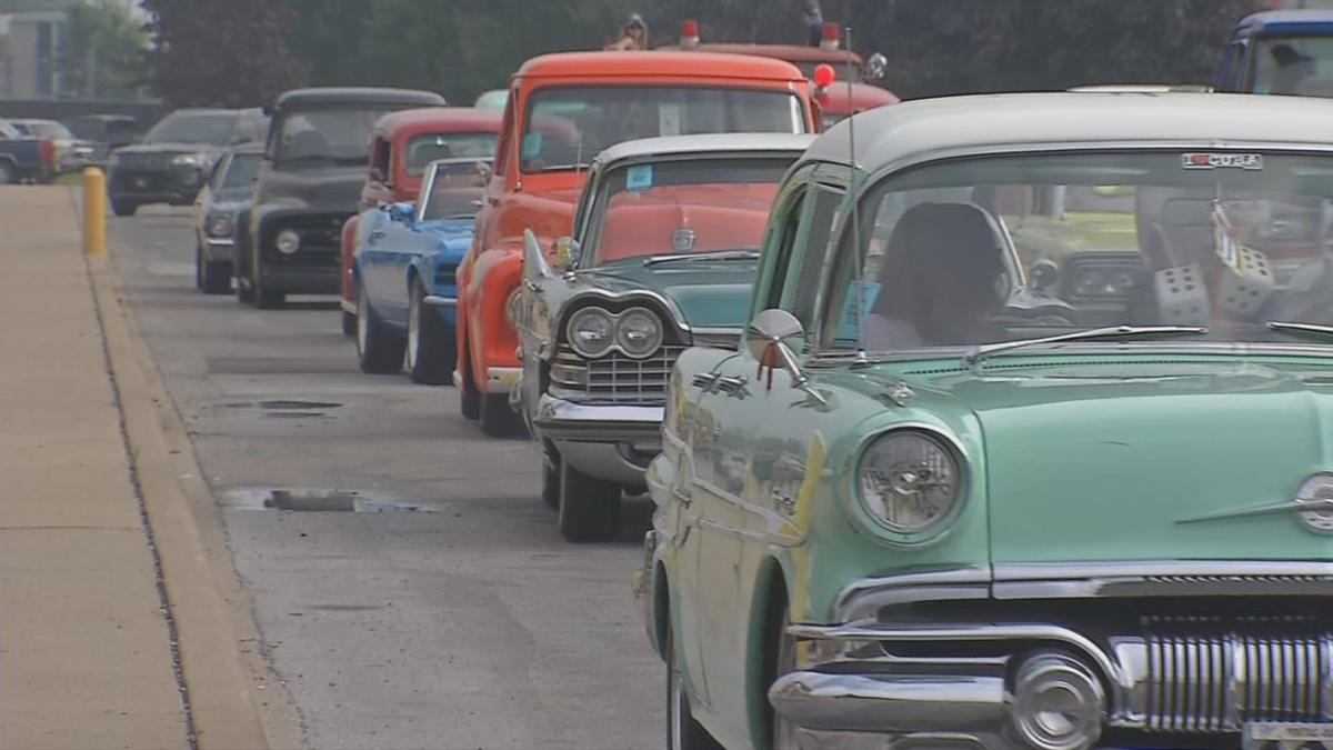 IMAGES | Street Rod Nationals returns to Louisville for 50th year