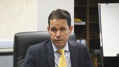 Interim JCPS superintendent Marty Pollio discusses school safety