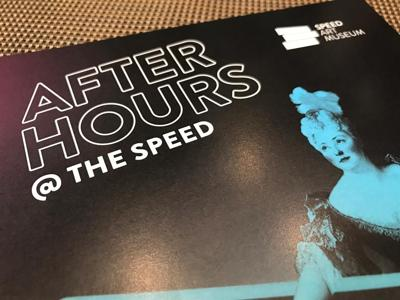 The party begins 'After Hours at the Speed'