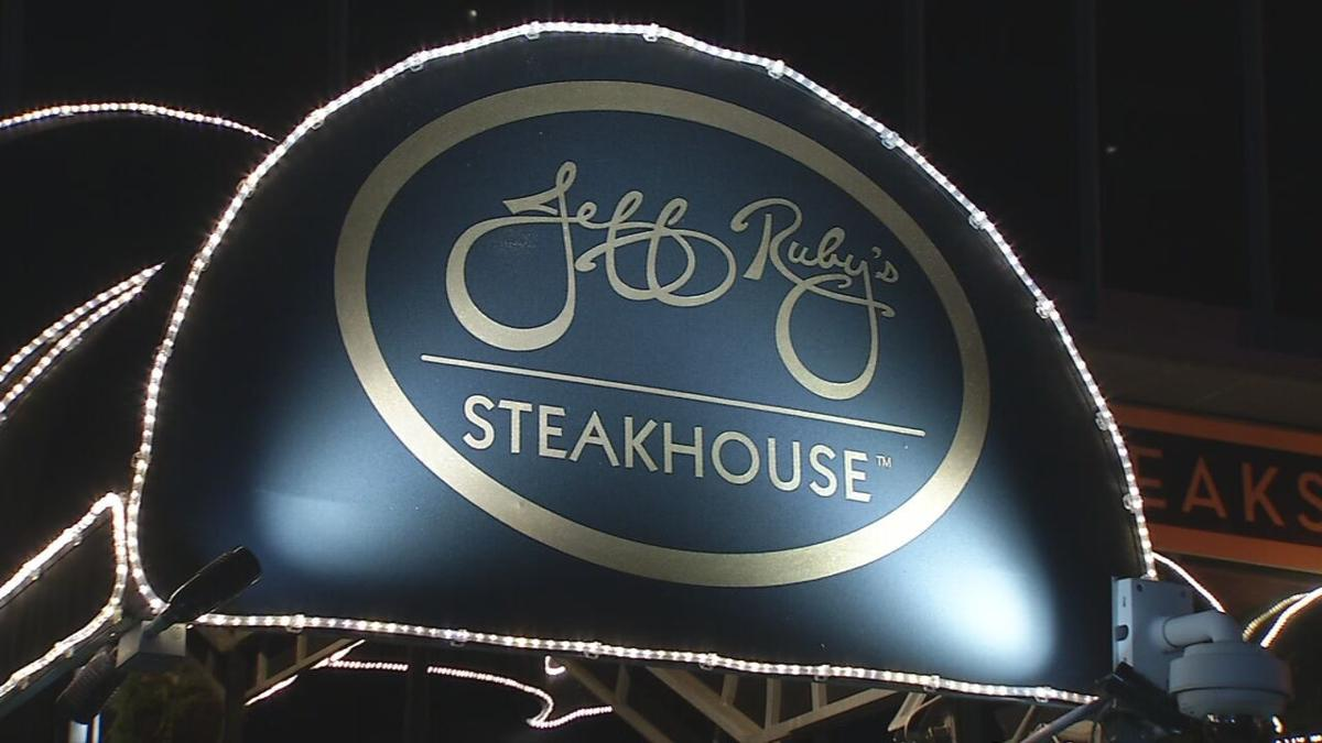 Jeff Ruby Steakhouse Marquee