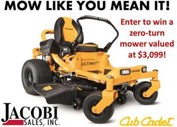 Mow Like You Mean it Contest