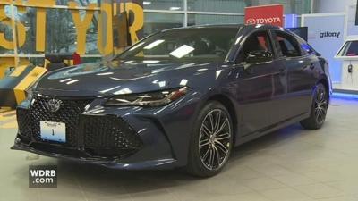 Toyota unveils Kentucky-made 2019 Avalon