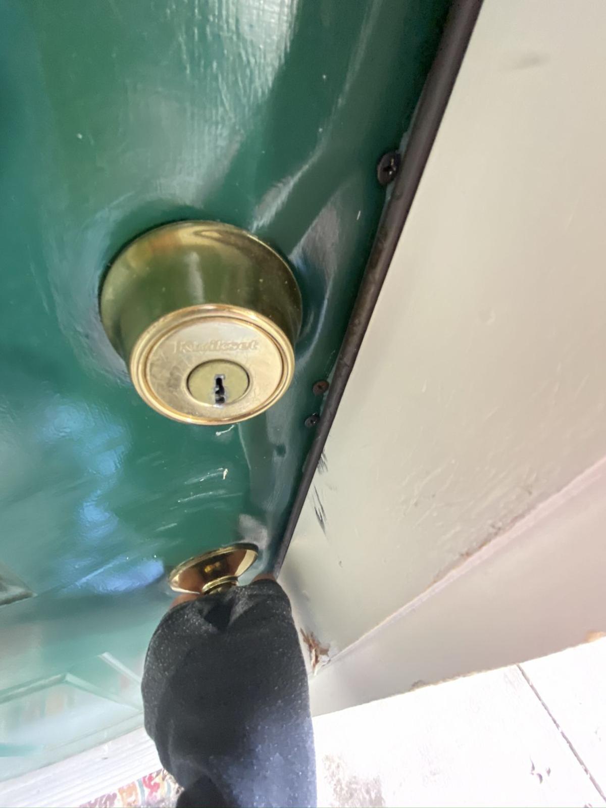 BREONNA TAYLOR - LMPD Shooting - Front Door