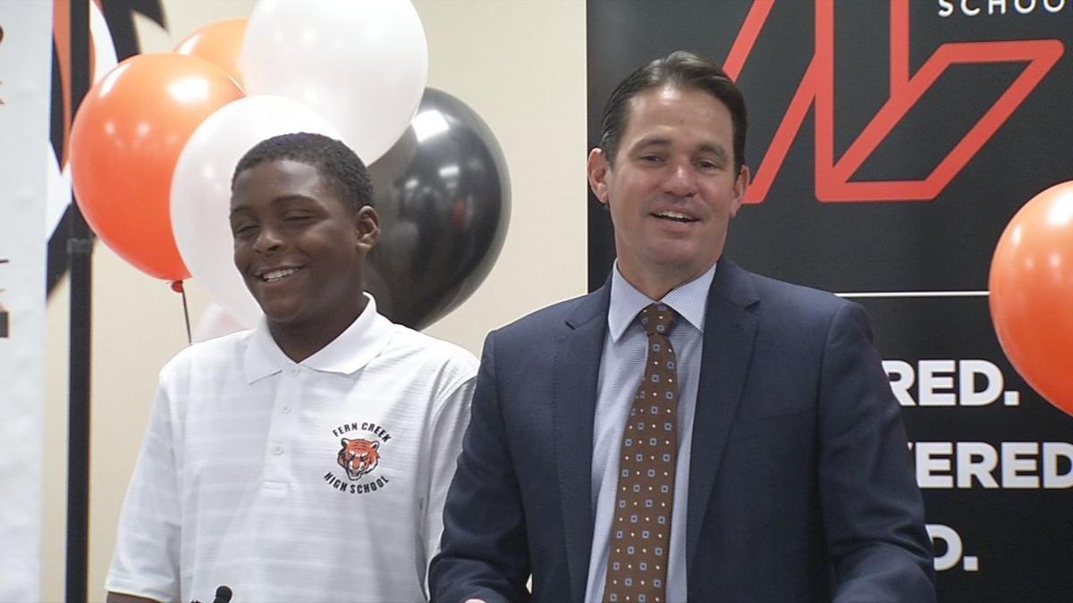 Fern Creek becomes Academies of Louisville school - Pollio announces