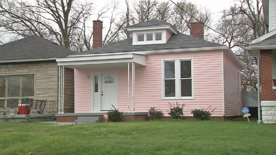 Restoration of Muhammad Ali's boyhood home nearly complete