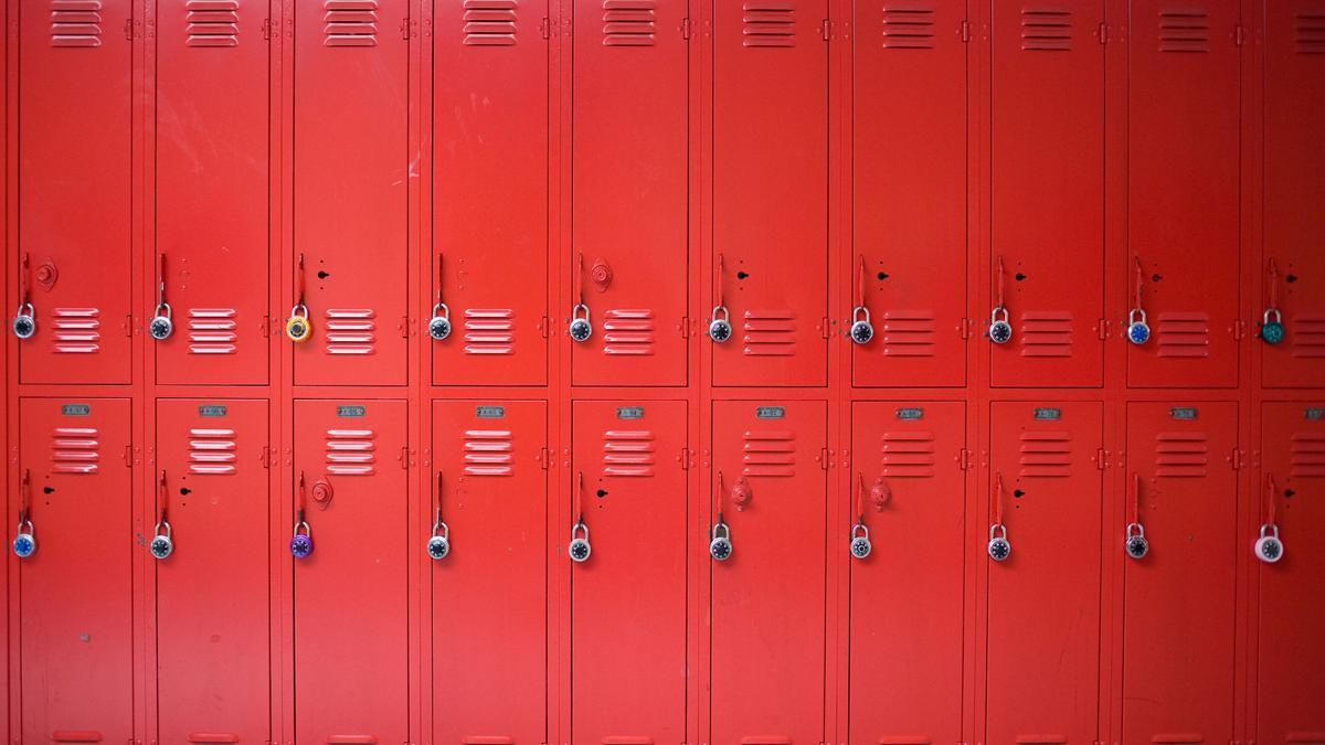SCHOOL LOCKERS - FILE 1