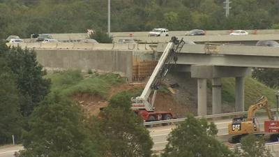 Weekend construction on I-64 and I-65 will mean traffic delays in Louisville