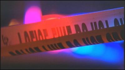 Generic police tape/lights