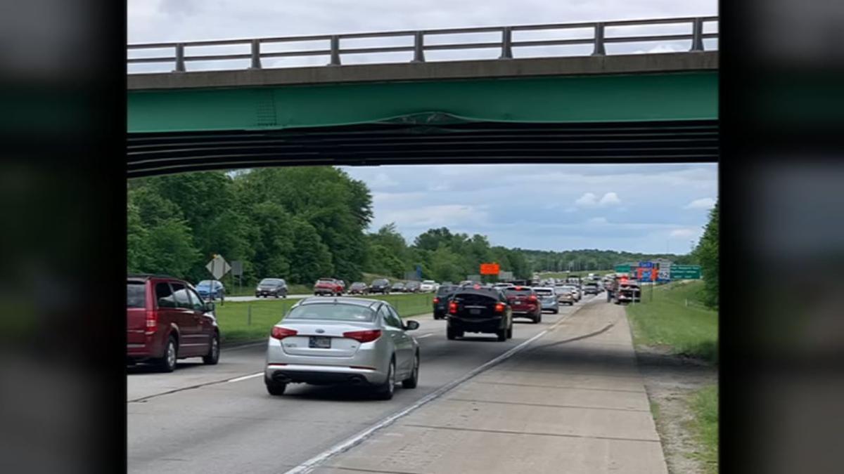 I-265 bridge damage