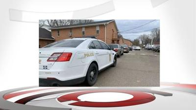 Indianapolis stolen car with child inside