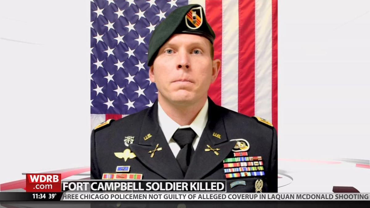 Ft. Campbell soldier among those killed in suicide blast in Syria