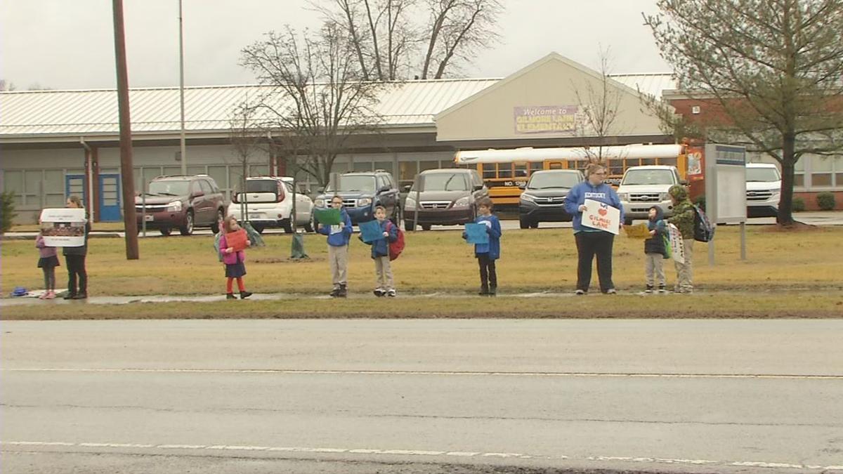 Gilmore School Protest - 2-12-19