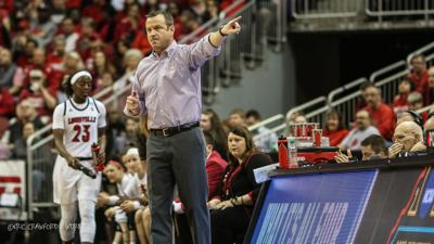 Jeff Walz, Louisville basketball