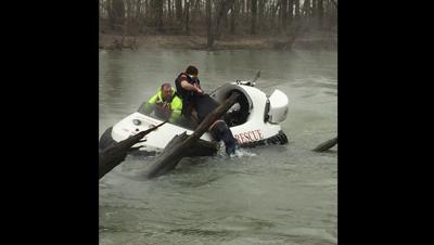 Jackson County water rescue screenshot