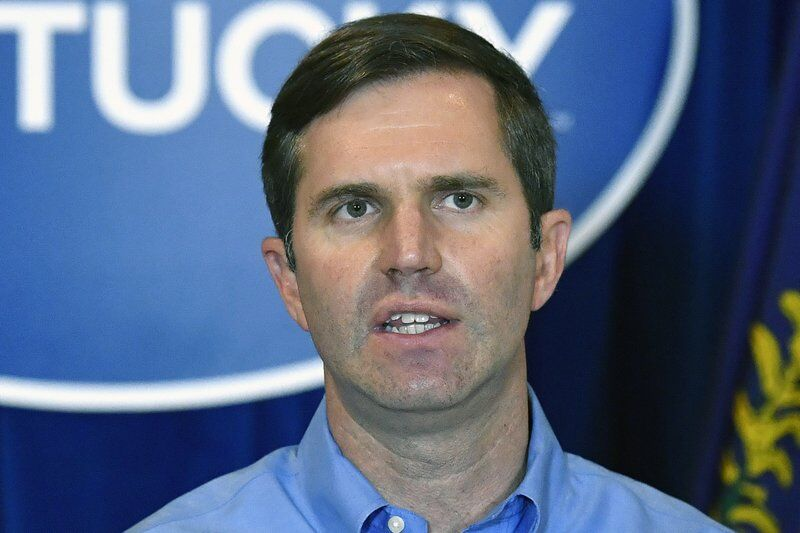 Kentucky Governor Andy Beshear (AP file)