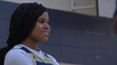 Zakiyah Johnson starring as an 8th-grader at Shelby County High School