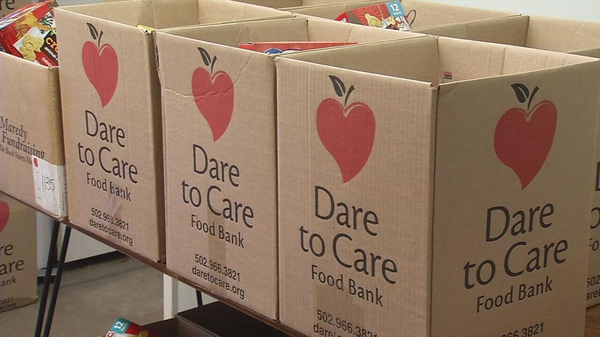 dare to care boxes