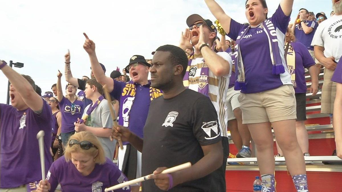 Louisville City FC fans recovering from highs and lows of emotional week