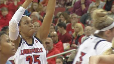 New AP women's basketball poll