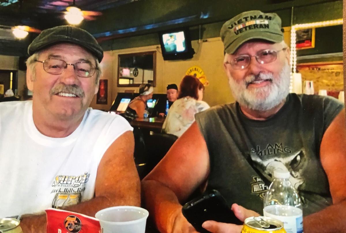 Wayne Martin and Mike Weddle