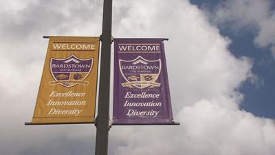 Bardstown City Schools banners