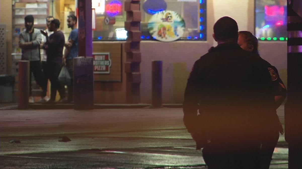 Fatal Shooting 41st Street - 3-19-20