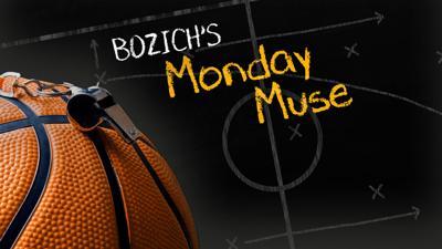 Monday Muse Basketball
