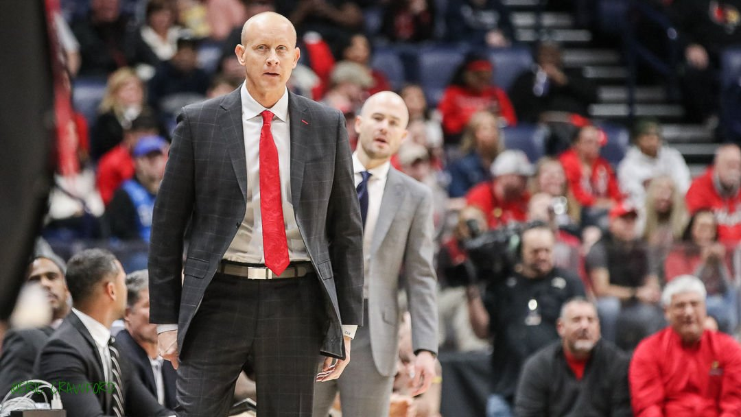 Chris Mack Louisville