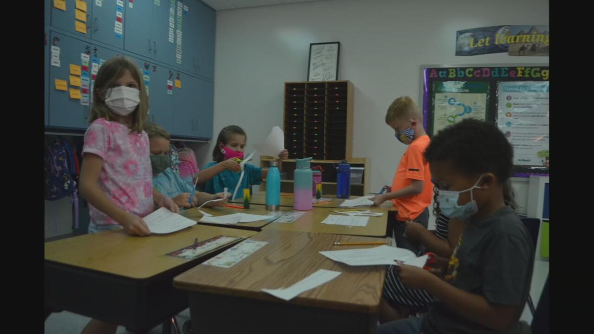 Hardin County Classroom