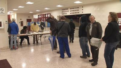 Board of Elections reports 'slow but steady' turnout for primary in Metro Louisville