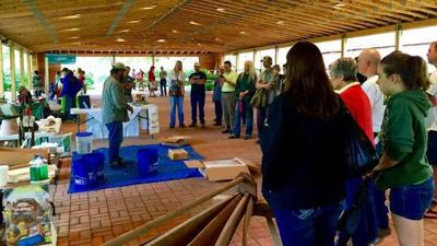 Hemp seeds planted for education and research at Louisville plantation