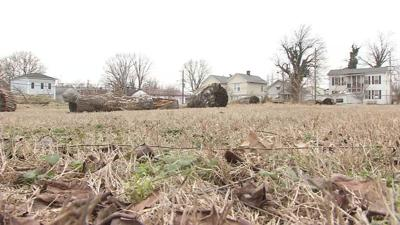 Crews clearing vacant Portland lot for affordable housing complex