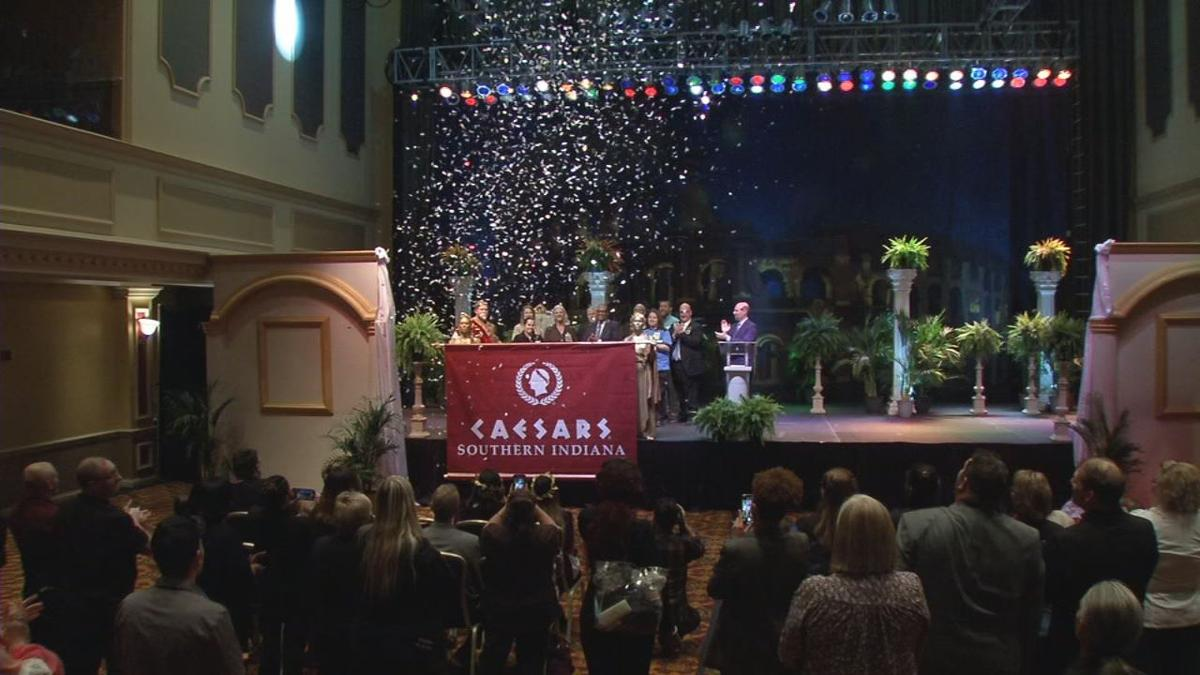 Caesars Southern Indiana Unveiling