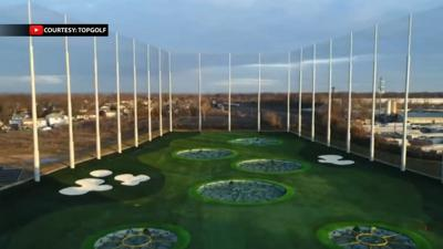 Topgolf rendering