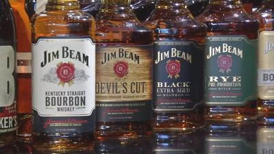 Jim Beam fills 15 millionth barrel as bourbon industry looks toward the future