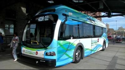 TARC Announces fleet of electric buses to celebrate 40th anniversary