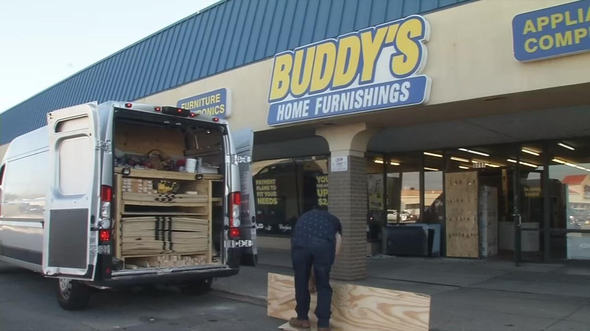 Louisville Looting - Buddy's