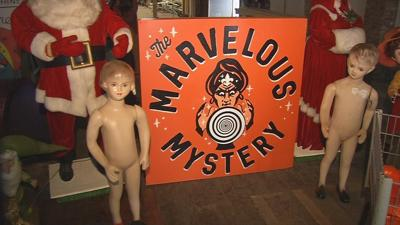 WHY Louisville's Will Russell to open Marvelous Mystery roadside attraction on Barret Avenue