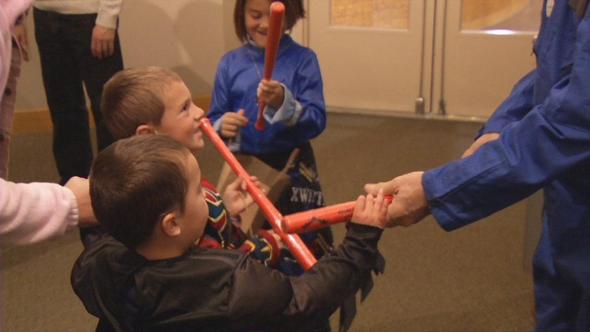 Louisville Slugger Museum holds 3rd annual Home Run Halloween