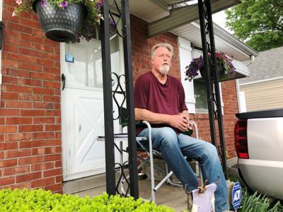 Kevin Newton Churchill Downs neighbor