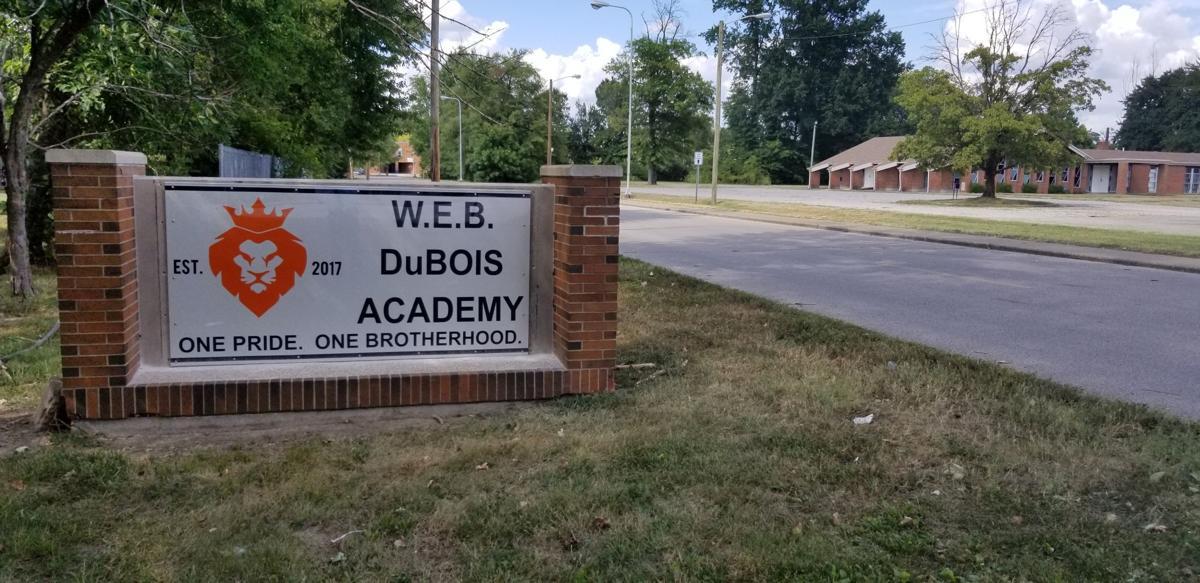 DuBois Academy sign.jpg